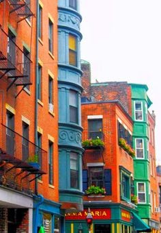 The North End Boston