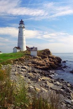 Boston Light house